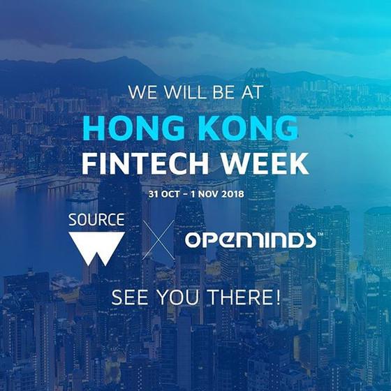 Hong Kong Fintech Week October 2018