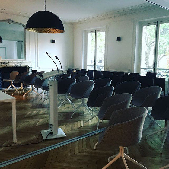 Blockchain Influencers Breakfast in Paris