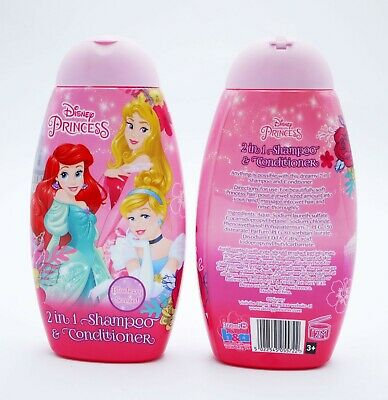 Disney 2 in 1 Shampoo & Conditioner