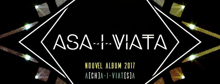 Logo Asa-I-Viata [Electro Rock Balkan]