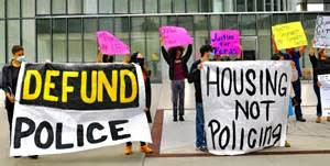 "What Does it Mean to ""Defund the Police"", Anyway?"