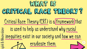 Critical Race Theory and the 4th of July