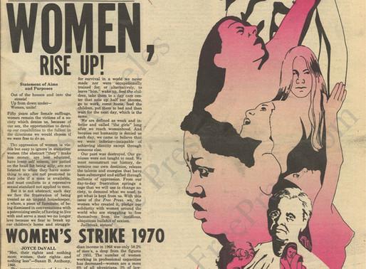 Women's Strike 1970