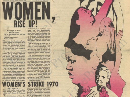 Women's Strike 1970