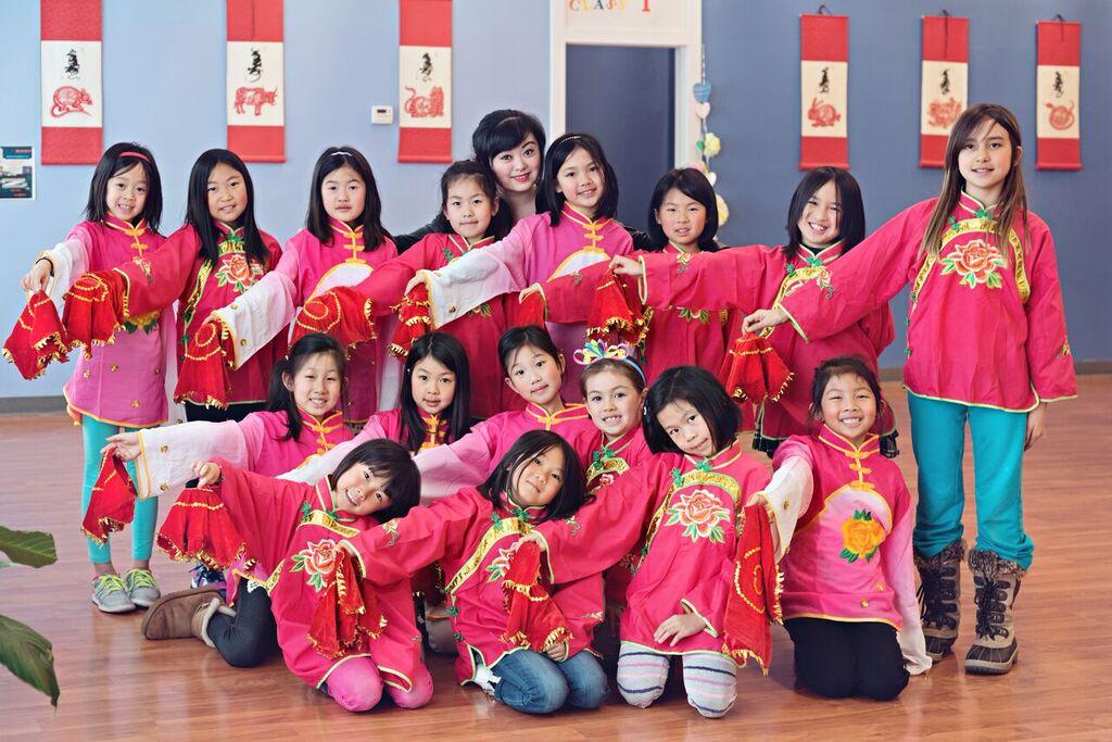 Hanlin Dancing Team