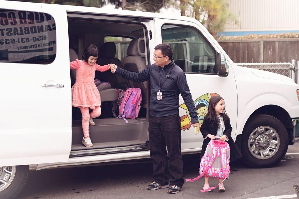 School vans