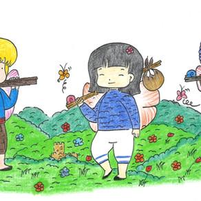 Les Florafées en 10 anecdotes