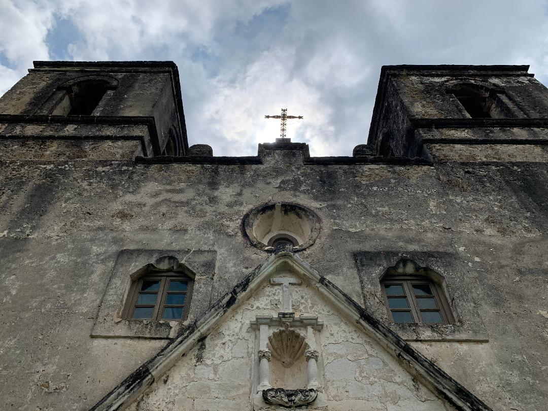 church cross mission