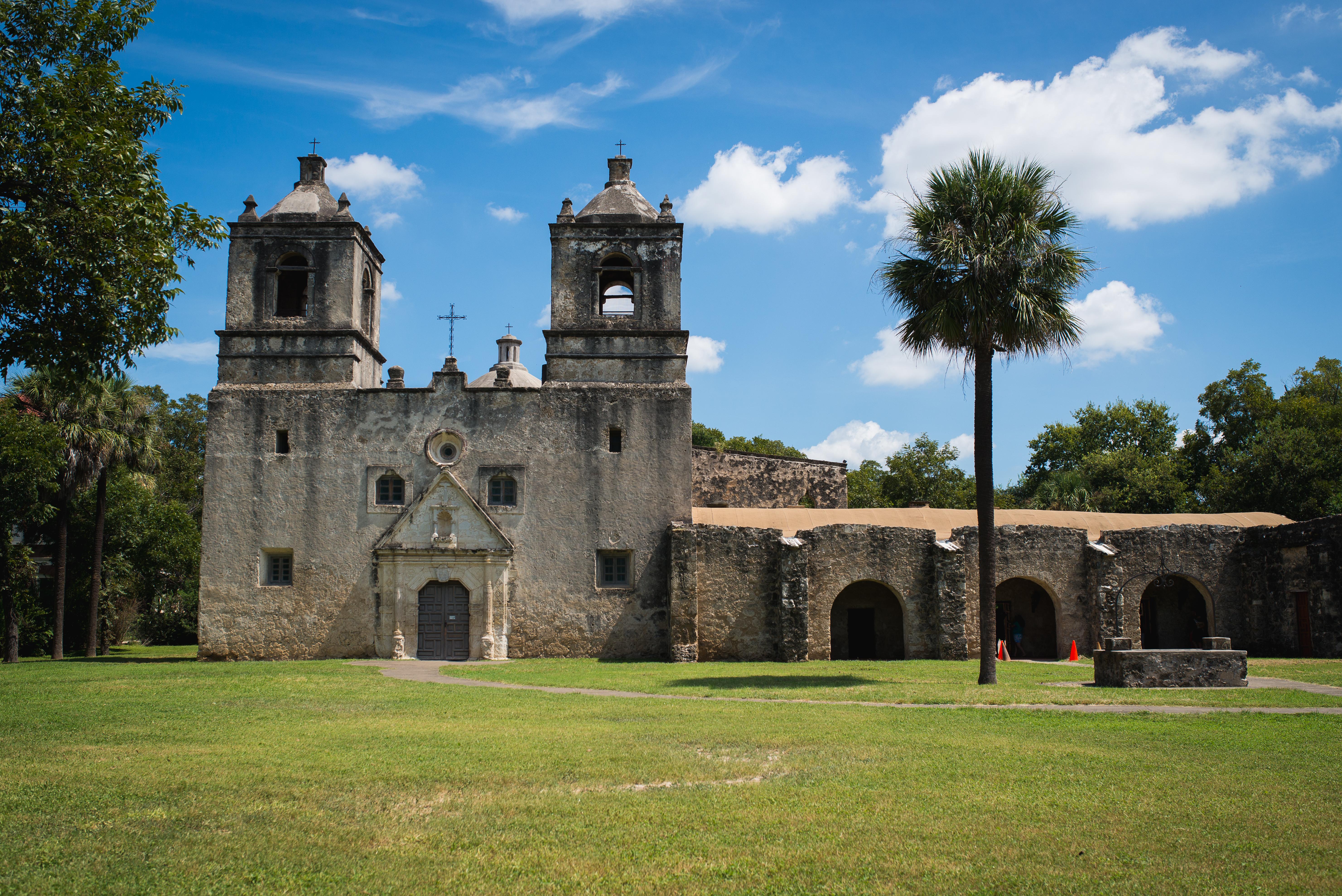Mission Concepcion catholic church