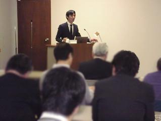 茨城県医師会で講演を行いました。