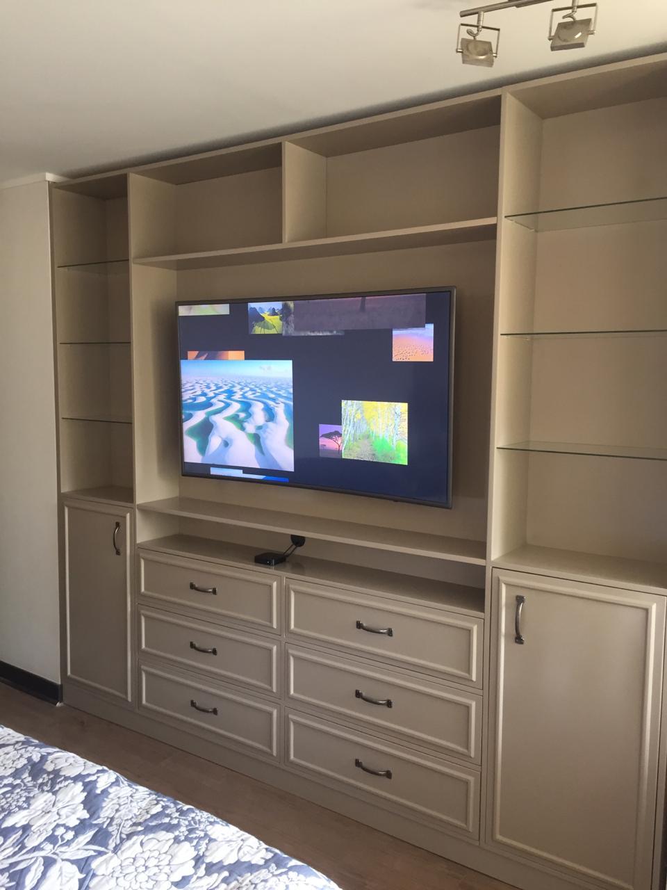 Mueble TV Dormitorio