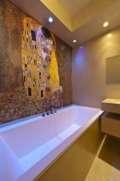 Revestimiento personalizado baño