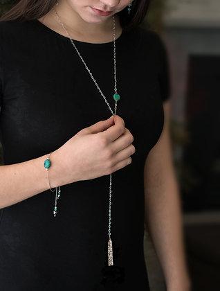 La Petite Clochette Long Necklace