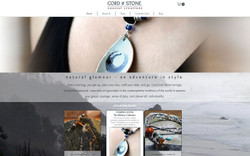 Cord and Stone Website