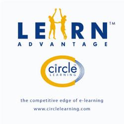 Circle LEARN DVD Sticker
