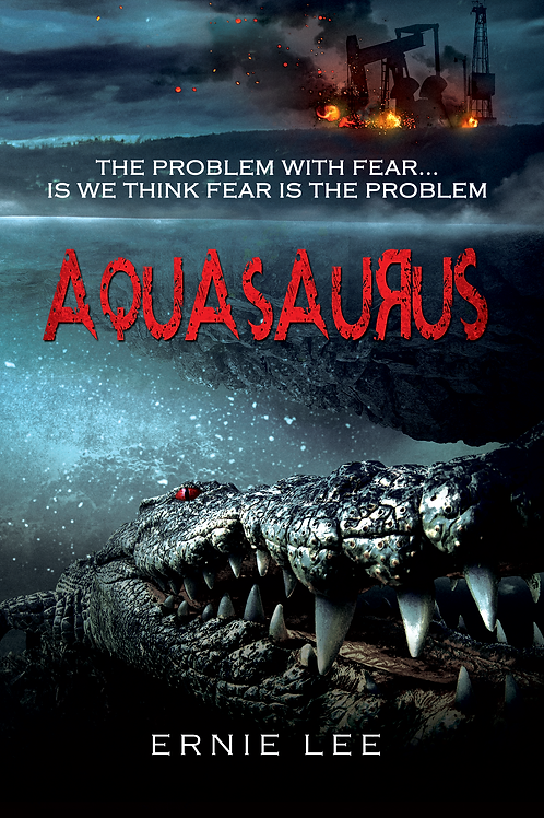 Aquasaurus (Hard Cover)