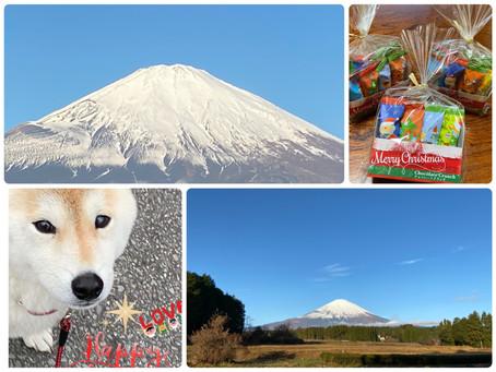 12月11日の富士山