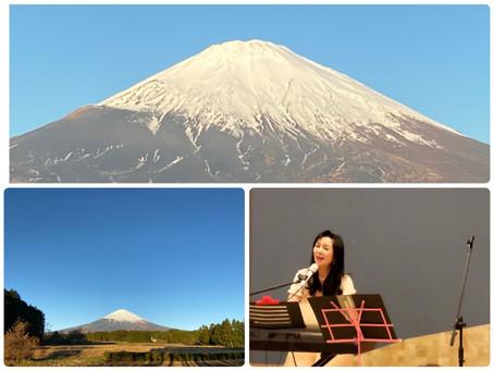 12月5日の富士山