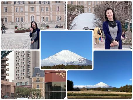 2月17日の富士山