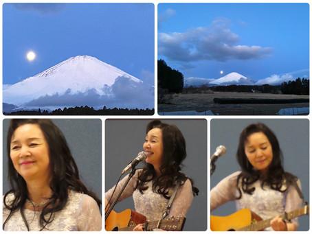 2月10日の富士山