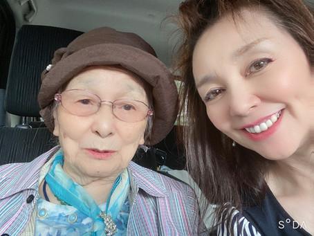 6月21日(日)93歳の母に会って来ました