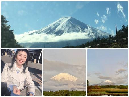 12月3日の富士山