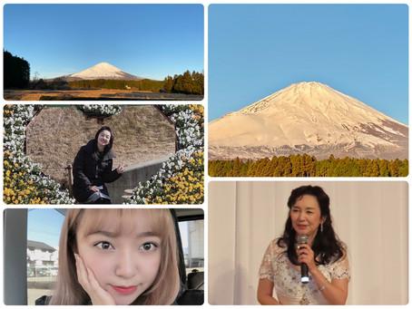 1月6日の富士山