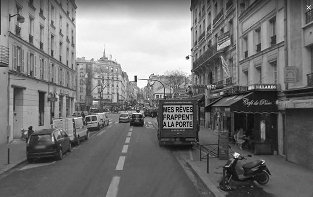 Rue oberkampf, Paris