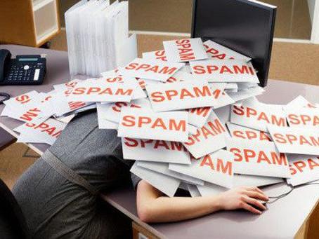 Как пожаловаться на спам