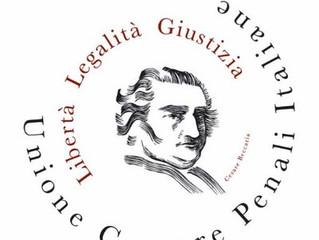 L'UCP ha proclamato l'astensione dalle udienze per i giorni 13 e 14 marzo