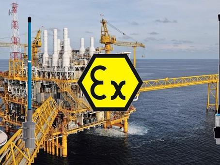 Trenger du Ex sertifiserte antenner? | Vi leverer Amphenol Procom | ATEX Class: II 3G Ex nA IIC T