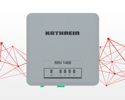 RRU 1400 Reader Unit | fra Kathrein Solutions | IoT Solution | RFID