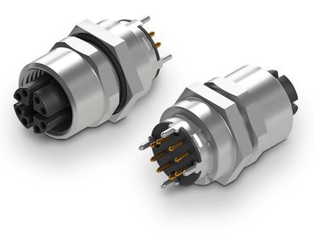 M8×1 og STX M12x1 | IP67 | konnektor fra Telegärtner | Kontakt oss for mer informasjon
