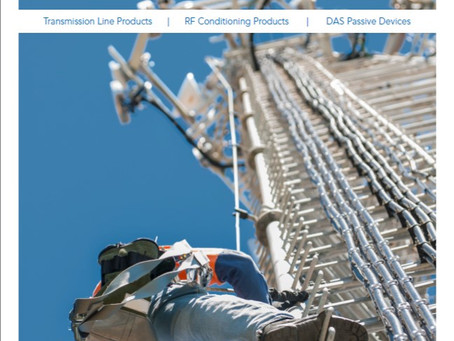 Katalog fra Amphenol Antenna Solutions | Site Solutions for Wireless Infrastructure