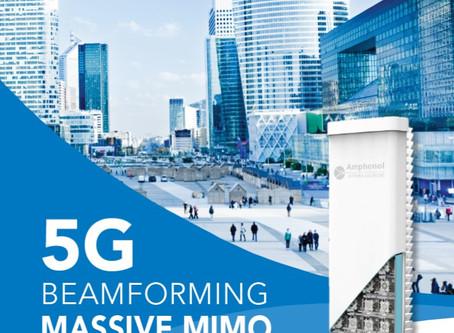 Katalog fra Amphenol Antenna Solutions | 5G | BEAMFORMING | Massive MIMO |