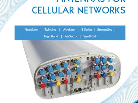 Katalog fra Amphenol Antenna Solutions | Antennas for Cellular Networks