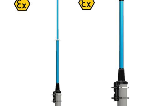 Hvorfor velge ATEX antenner fra Amphenol Procom