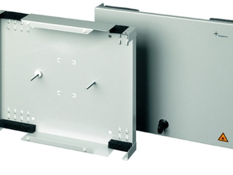 FO Mini Wall Distributor | H02050A0008 | fra Telegärtner