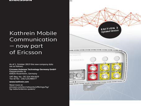 Ericsson Antenna System V2 katalog