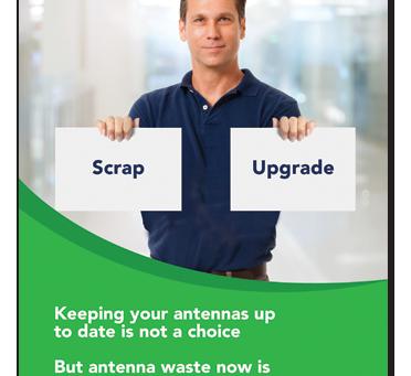 Integra | Gjenvinn og oppgrader antenne dine fra Amphenol Antenna Solutions.
