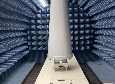 "Ny tunnel antenne ""Log Periodic Antenna"" B2112012-V00"