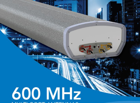 Katalog fra Amphenol Antenna Solutions | 600 MHz | MULTI-PORT ANTENNAS