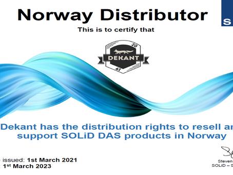 SOLiD | DAS System for hotell & konferanse bygg | Trådløse nettverk | kapasitet og dekning | 5G