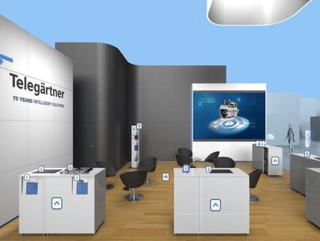 Besøk Telegärtner virtuelt