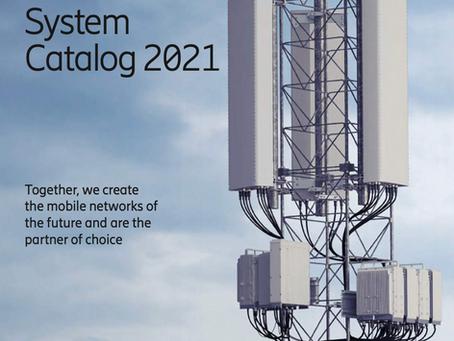 Ny Ericsson Antenna System katalog 2021