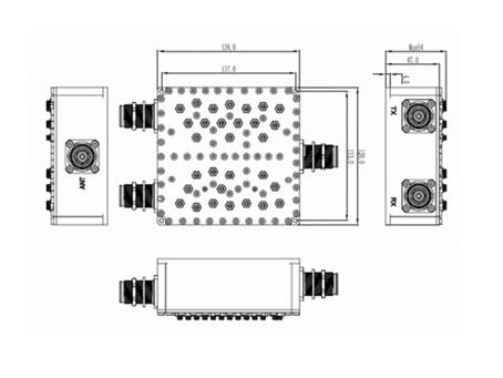 LTE800 Duplexer G2211008-V02 fra Kantenna