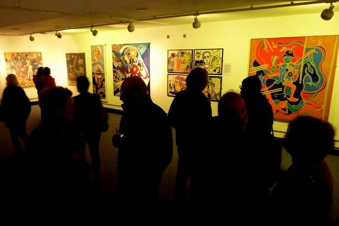 War & Peace exhibition
