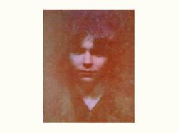 Newson Bichromate portrait print