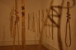 Ancestor Bags at MOMA Wales.