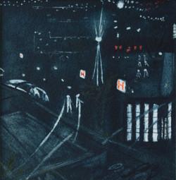 Maggie James. Night Road